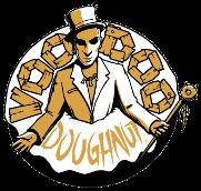 Voodoo Doughnut Baron Logo