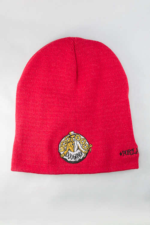 Red Cap -- Front Detail
